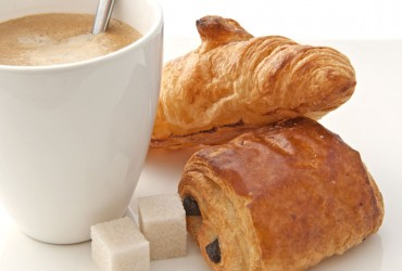 Coffee, croissants on PAM: last places!